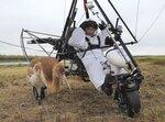 RUSSIA PUTIN ORNITHOLOGICAL PROJECT PARTICIPATION