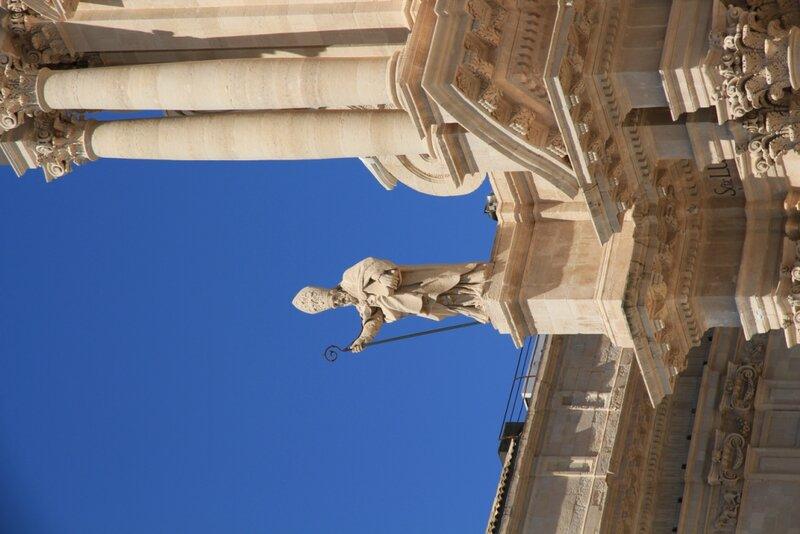 Сицилия,Сиракузы, Ортиджия