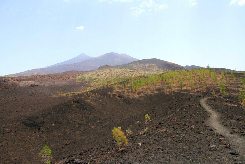 Тенерифе, кратер Самара