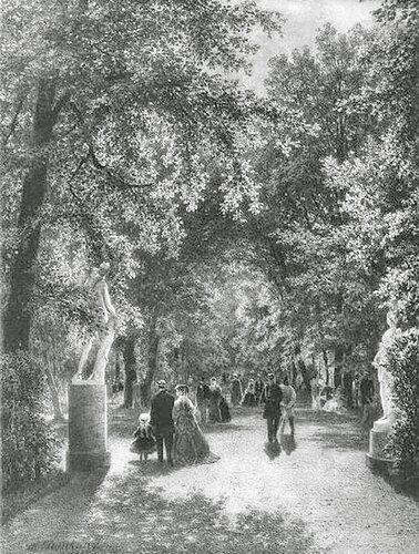 Из интернета. Картины И.И. Шишкина