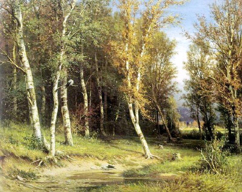 Лес перед грозой. И.И. Шишкин.jpg
