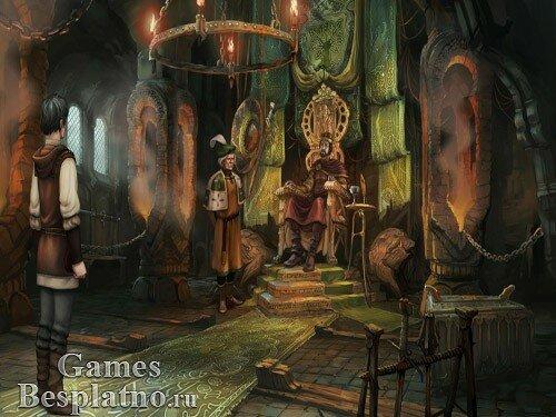 Темное око: Цепи Сатинава / The Dark Eye: Chains of Satinav