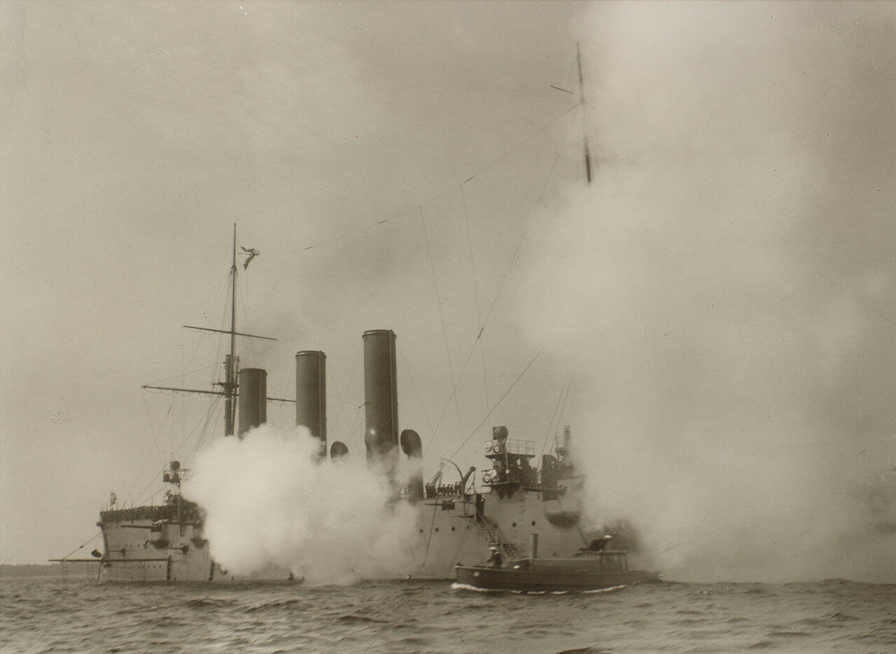 02. Корабли в Ревельском заливе