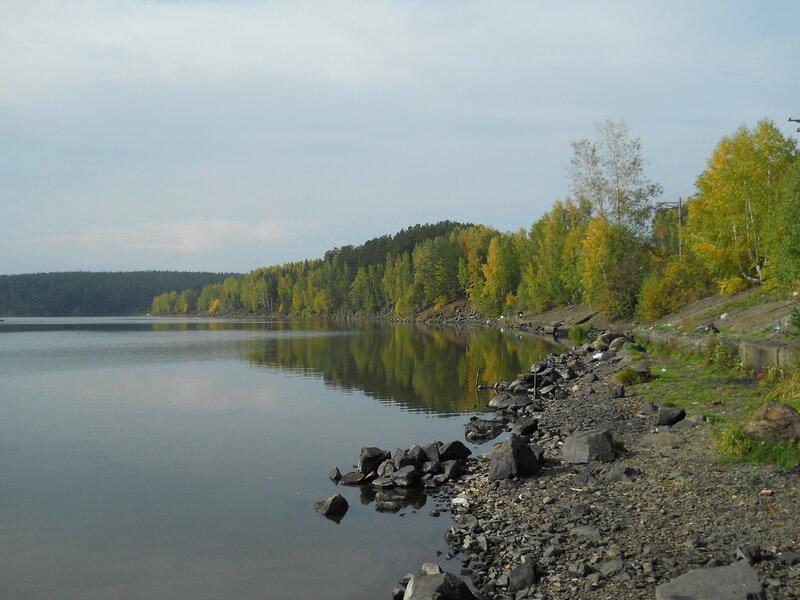 Волчихинское водохранилище