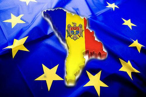 Молдова лишь на 21% выполнила план действий, установленный ЕС