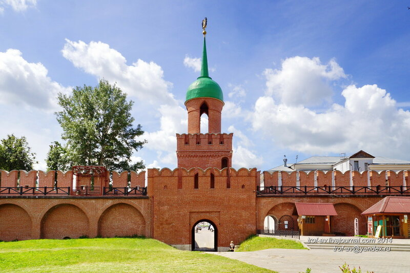 Тульский кремль