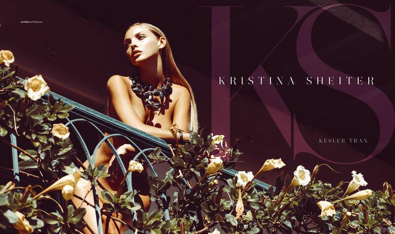Kristina Sheiter by Kesler Tran
