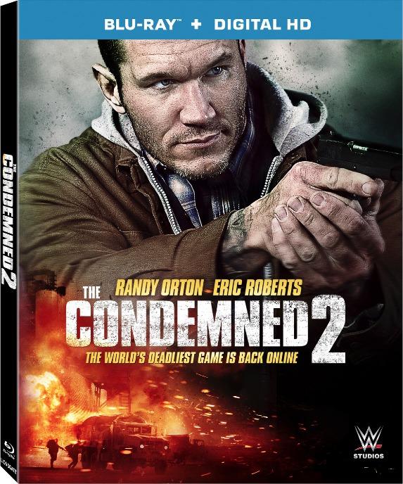 Приговорённые 2: Охота в пустыне / The Condemned 2 (2015/BDRip/HDRip)