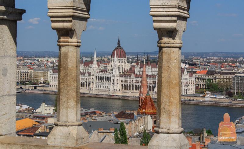 Ознакомьтесь с картой достопримечательностей Будапешта на русском языке
