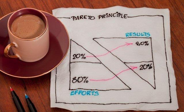 Принцип Парето, закон Паркинсона и другие правила, которые не учат в школе