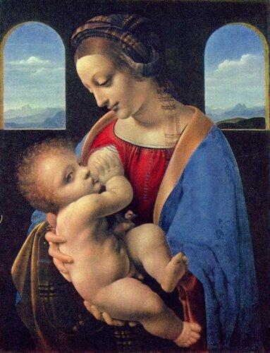 Из собрания шедевров мировой живописи... (821).jpg