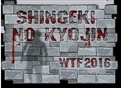 WTF Shingeki no Kyojin 2016