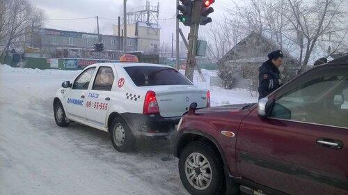 ДТП в Барабинске 10-17.01