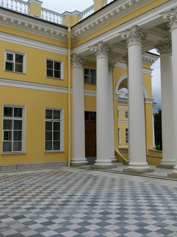 Курдонёр, Александровский дворец, Царское Село