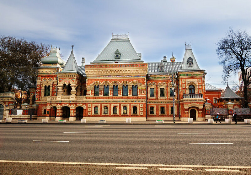 Резиденция французского посла в Москве