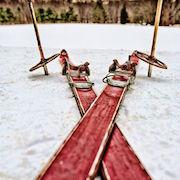 к чему снятся лыжи?