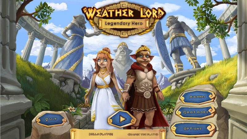 Weather Lord: Legendary Hero