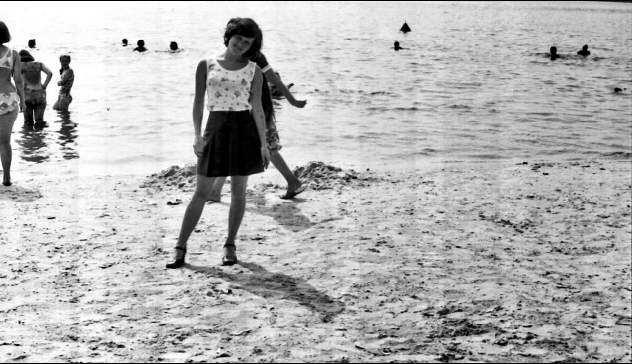 55. Николаев. На пляже