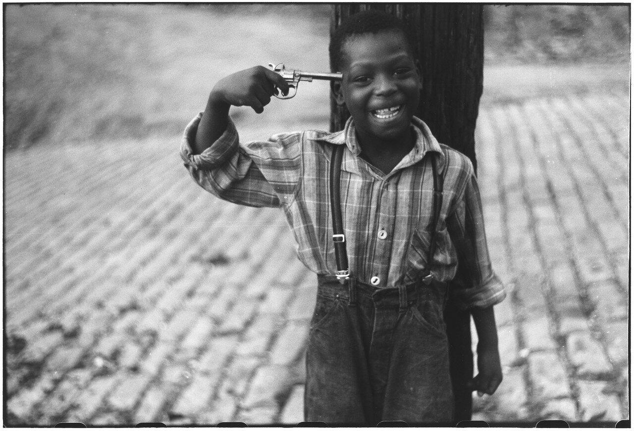 1950. Пенсильвания, Питтсбург