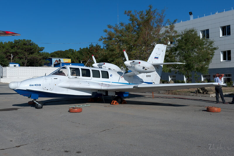 Бериев Бе-103 (RA-03103) ТАНТК Бериева DSC_4369