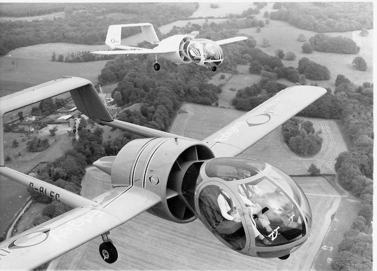 Трехместного туристского самолета