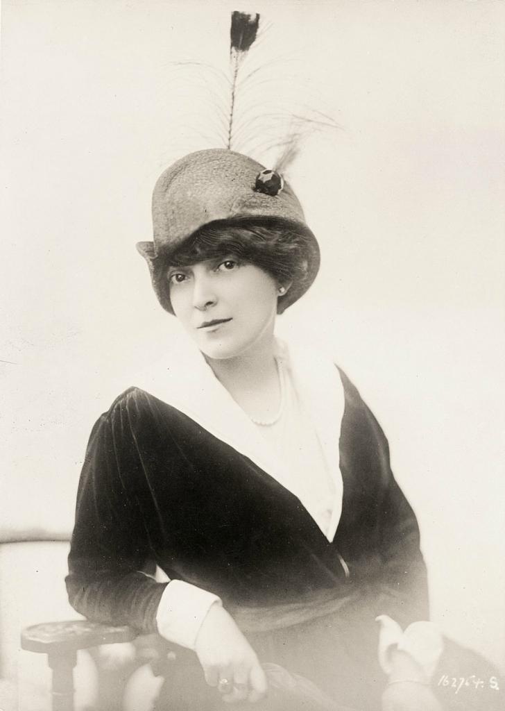 0 6f5a9 2f16ac14 orig Женские шляпки 1913   1915 годов