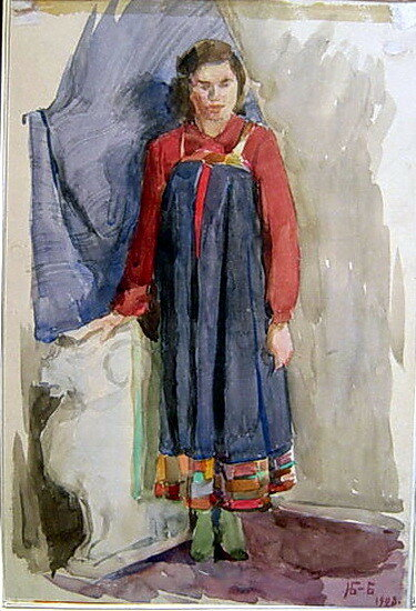 Девочка. 1928.jpg