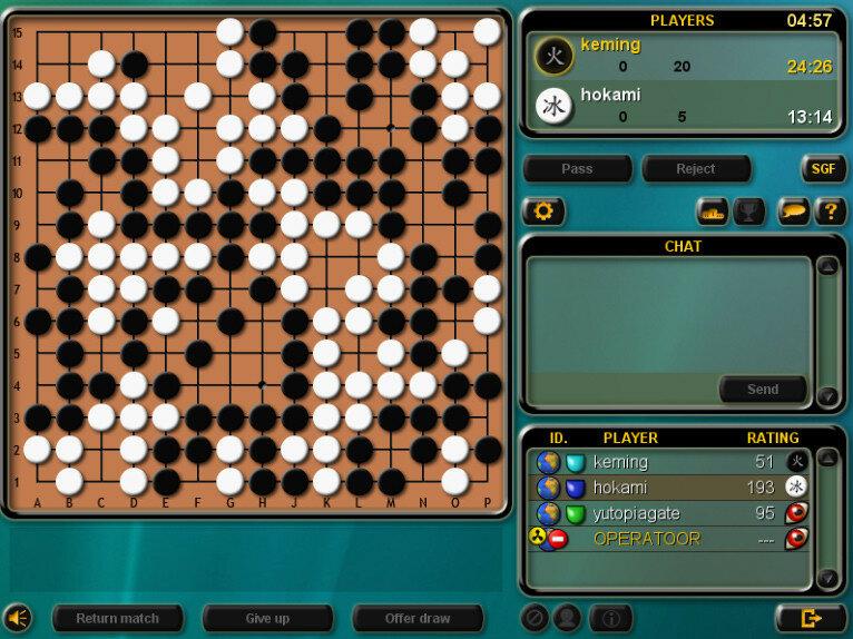 Игра Го онлайн