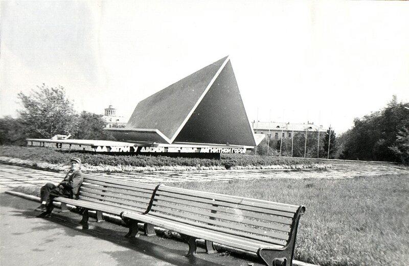 Палатка. Август 1982