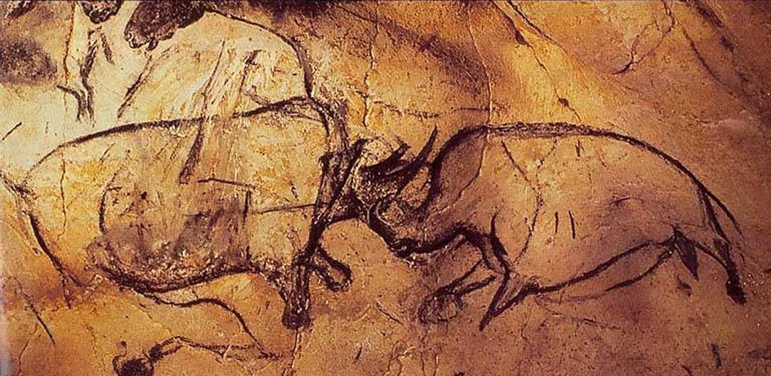 Стало известно, кого на самом деле изображали пещерные люди