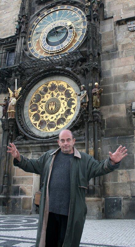 Давид Эйдельман. Время идет.