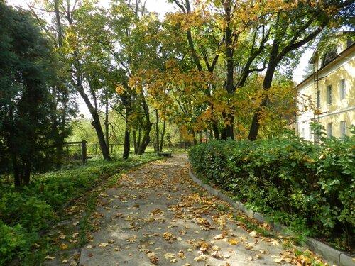 Осень в Суханово 2012