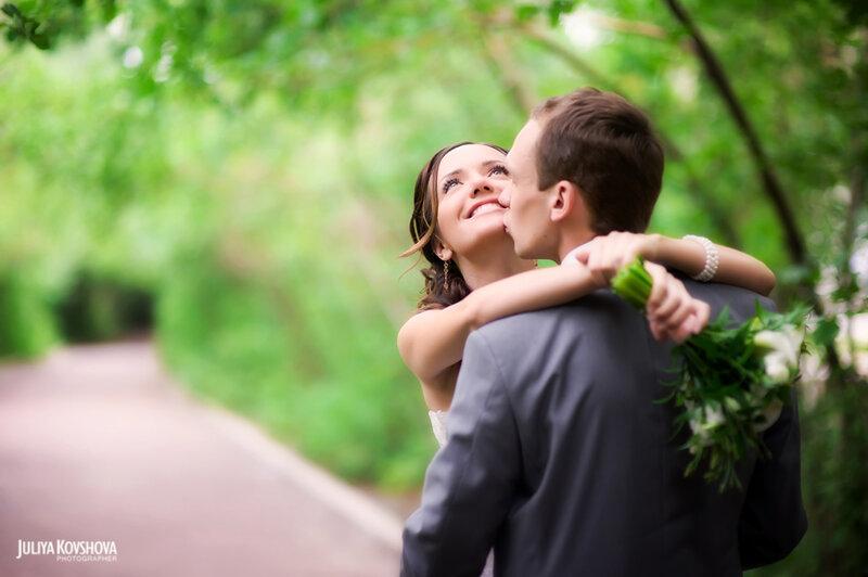 Свадебные прогулки