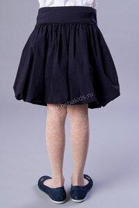 Как выкроить школьную юбку