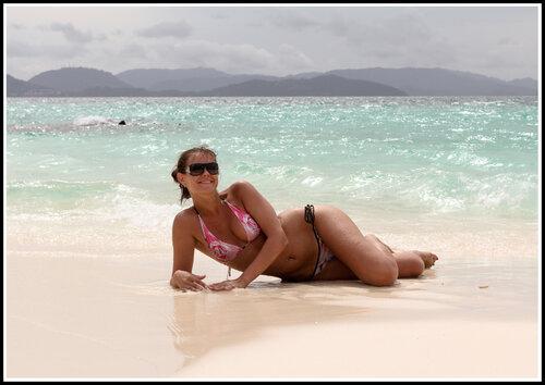 фото с островов Пи Пи
