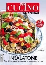 Журнал Gli Speciali di Oggi Cucino №7-8 2015. Insalatone