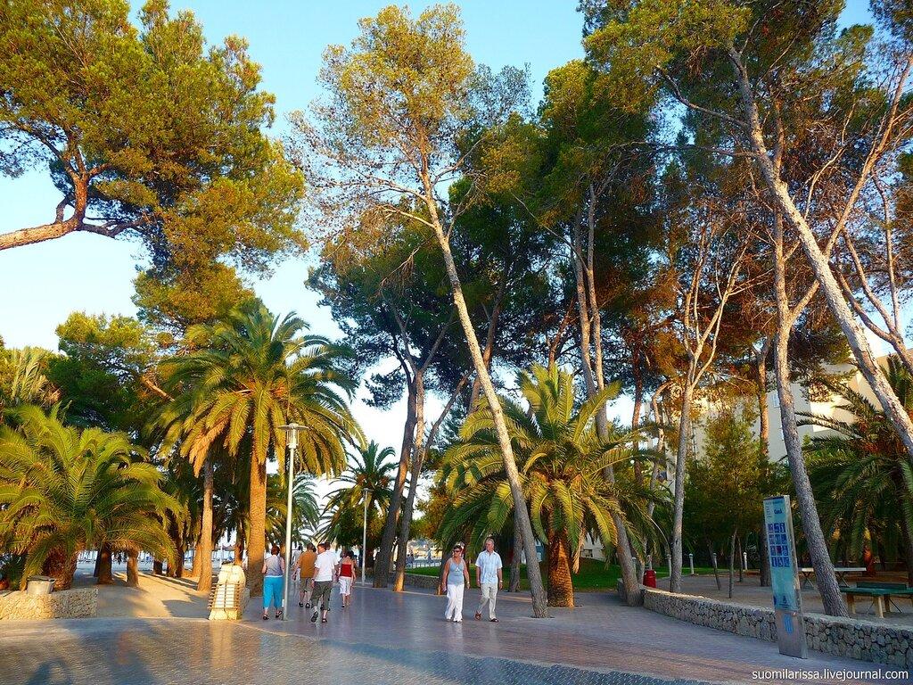 Mallorca. 20.-27.6.2009
