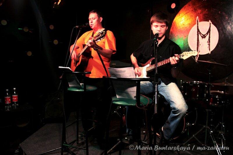 Вечер памяти Сергея Есенина в 'Magic Club', Саратов, 21 сентября 2012 года