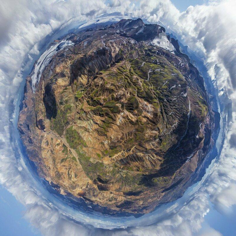 Глобус Исландии нужен?