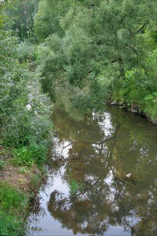 Павловск, река Славянка