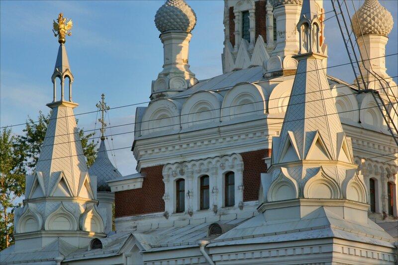 Павловск, собор Николая Чудотворца