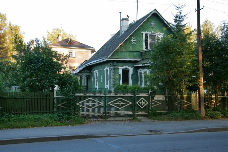 Павловск, улица Красного Курсанта