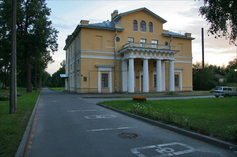 Павловск, Богадельня (Инвалидный дом) князей Куракиных