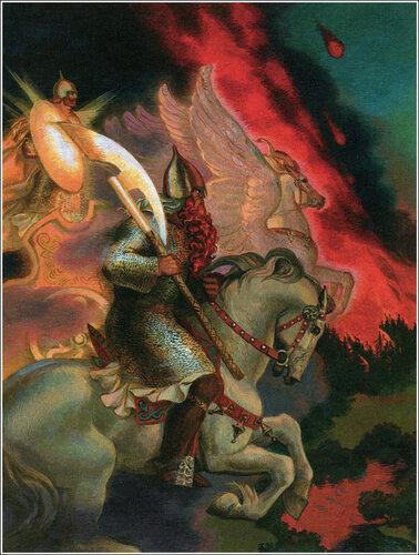 Буканова Наталья. Небесные колесницы Богов