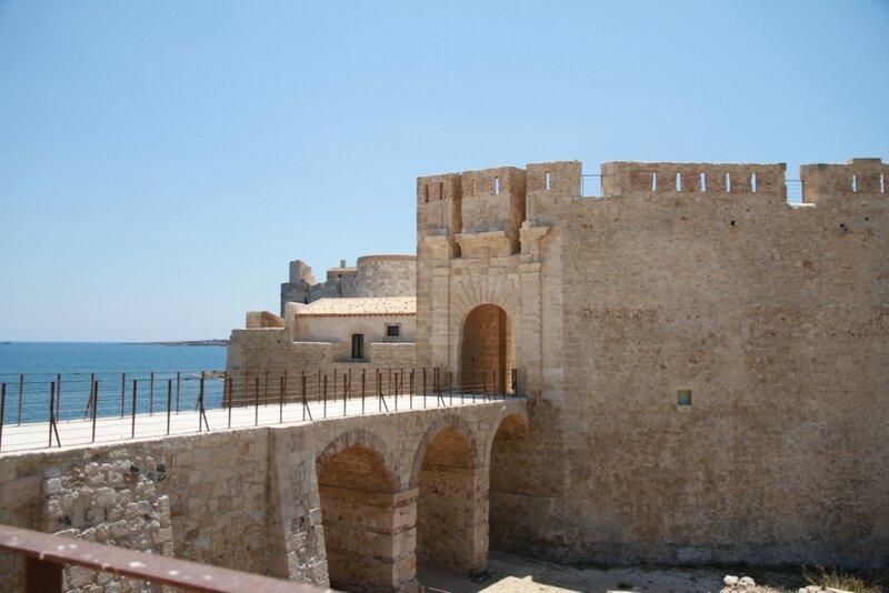 Сицилия, Сиракузы