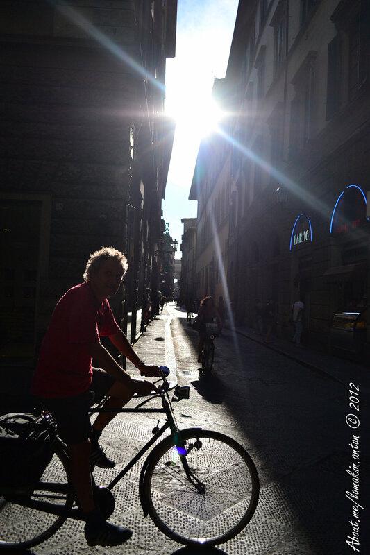Италия 2012 - Флоренция - Галерея Уффицы