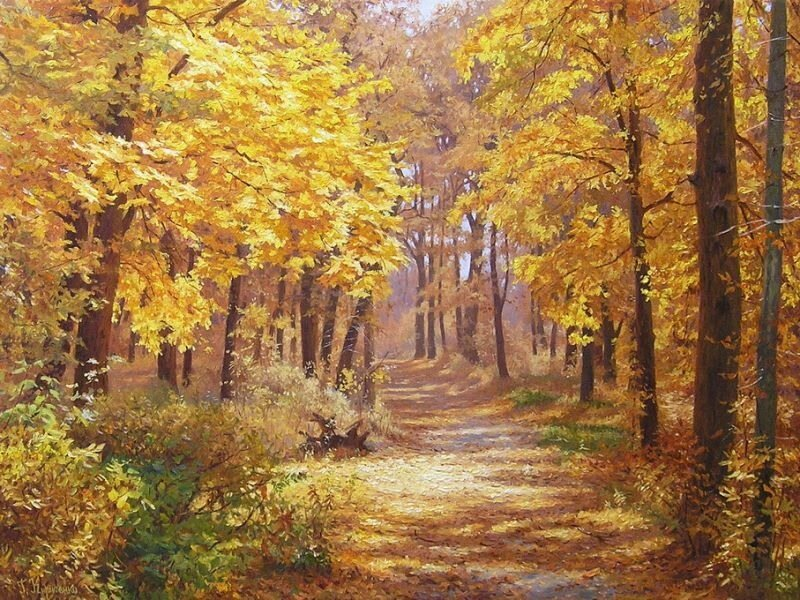 Картина шишкина осень, бесплатные ...: pictures11.ru/kartina-shishkina-osen.html