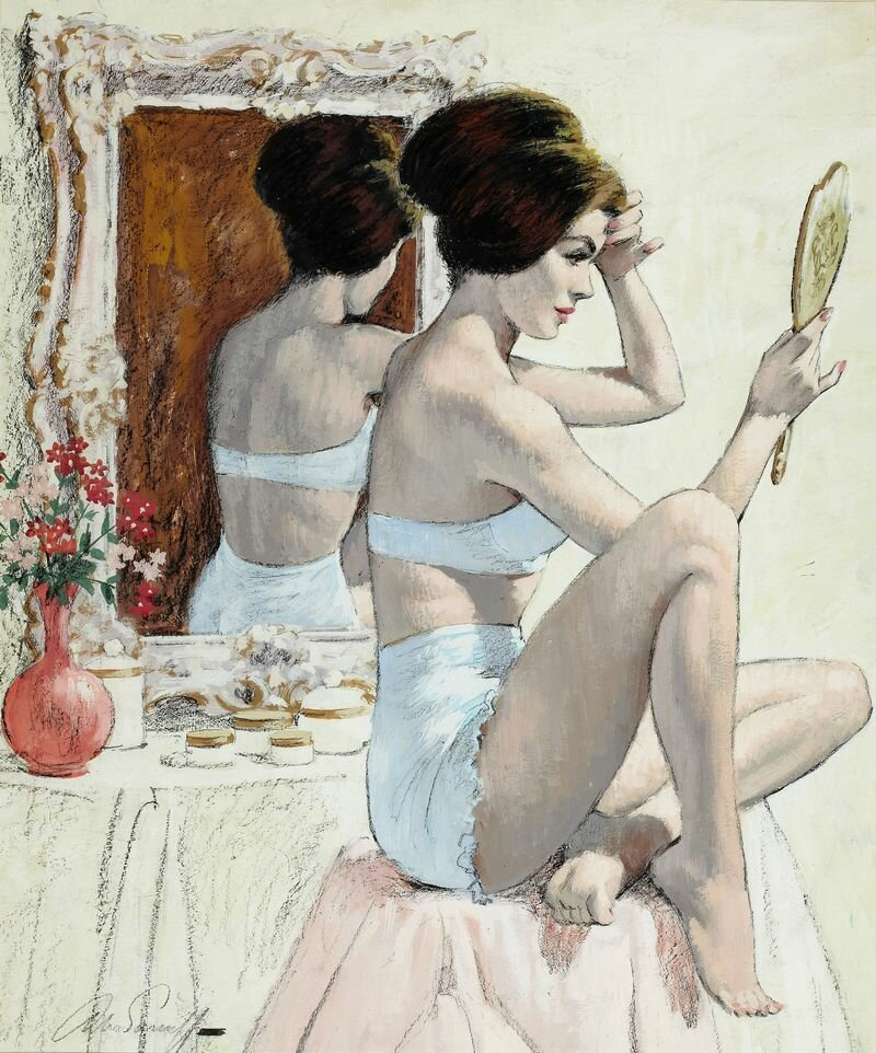 1912 года эротика