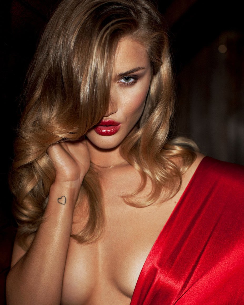 модель Рози Хантингтон-Уитли / Rosie Huntington-Whiteley, фотограф Stephan Wurth
