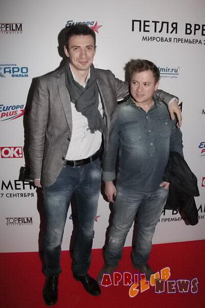 Алексей Гаврилов, Андрей Гайдулян